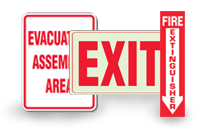 Fire Safety, Exit & Emergency Products