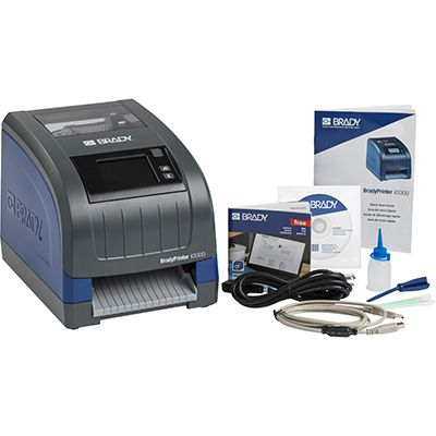 BradyPrinter i3300 Sign and Label Printer