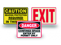 ANSI & OSHA Safety Signs