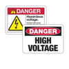 Electrical Safety, Arc Flash & Lock-Out Signs