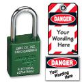 Custom Lockout Tagout