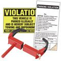 Parking Violation Tickets and Accessories