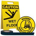 Floor Safety - Slips, Trips and Falls