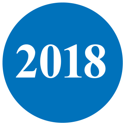 2018 Pre-Printed Inventory Labels