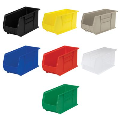 AkroBin Storage Bins, 9h x 8-1/4w x 18l