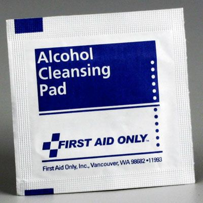 Alcohol Cleansing Pads