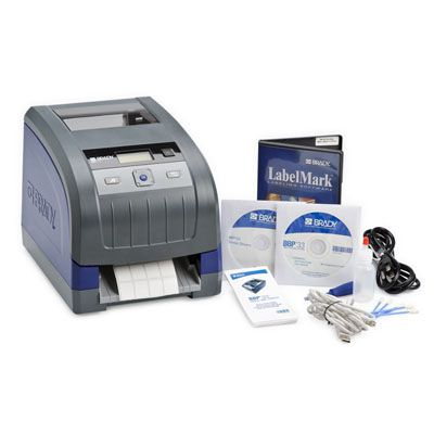 Brady BBP33 Label Printer w/ Cutter and LabelMark Software