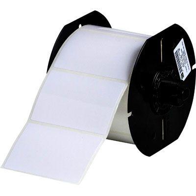 Brady BBP33 B33-19-422 Label - White
