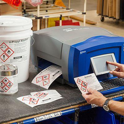 Brady Kit w/ BBP85 & BBP31 Label Printer & MarkWare Lean