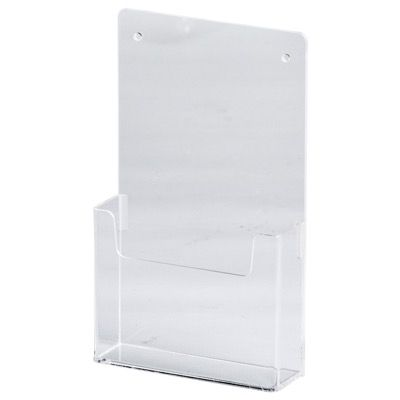 Brady 49339 Clear Plastic Tag Holder - 50 Tag Capacity