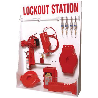 Brady Lockout Station-Standard