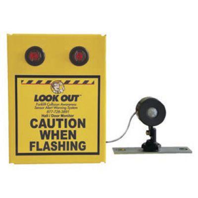 Collision Awareness System Basic Hall Door Monitor