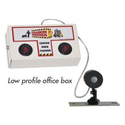 Collision Awareness System Office Door Monitor