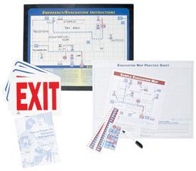 Emergency Evacuation System Compliance Program