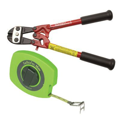 Cooper Hand Tools Lufkin® - Hi-Viz® Universal Lightweight Measuring Tapes  50