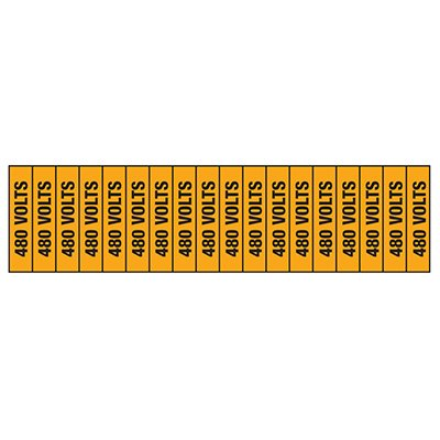 Electrical Marker Labels