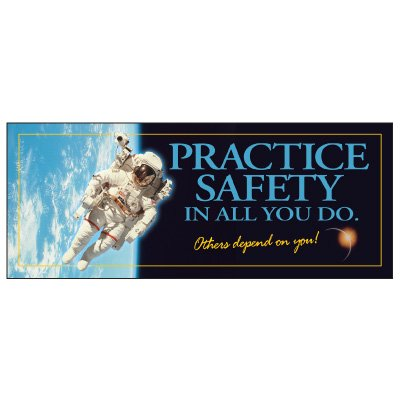 Practice Safety Banner