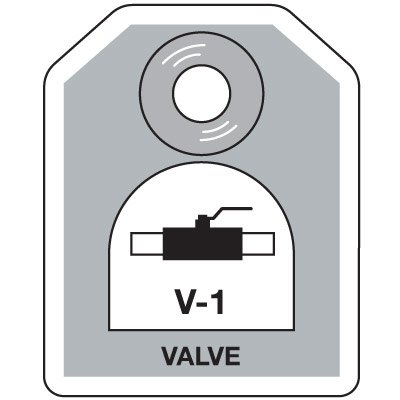 Valve Energy Source ID Tag