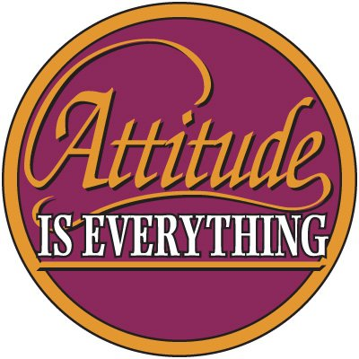 Safety Training Labels - Attitude Is Everything