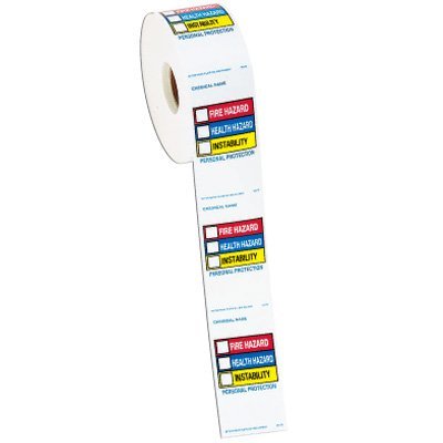 Right-To-Know Labels-On-A-Roll