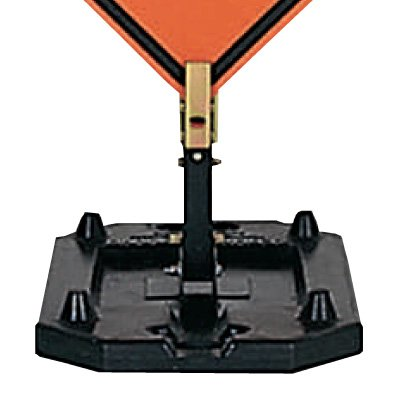 Rubber Sign Stand Only - TrafFix Devices 26000