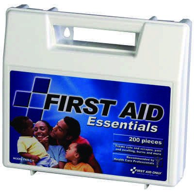 All Purpose First Aid Kit, 200 pc - Large First Aid Only FAO-134