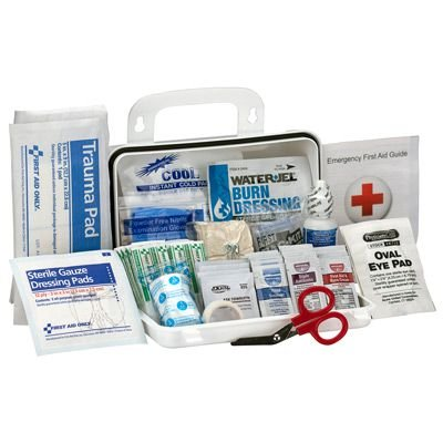 10 Person First Aid Kit, ANSI A