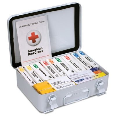 16 Unit First Aid Kit, ANSI A