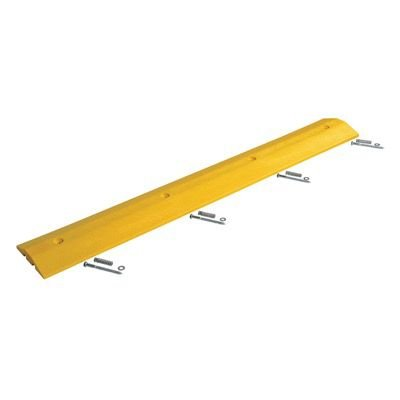 Bumper For Steel Square Safety Handrails