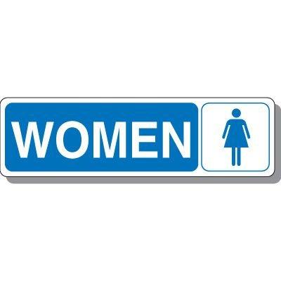 Women's Restroom Signs