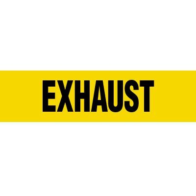Exhaust Pipe Markers