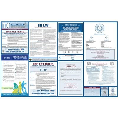 State-Specific Labor Law Posters
