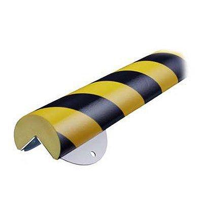 "Round Corner Wall Protection Kit - 2-3/8""W x 39-3/8""L"