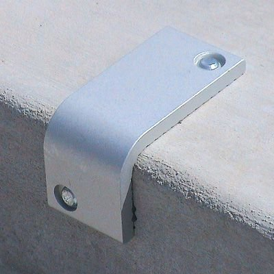 Skateboard Prevention Devices for Poured Cement
