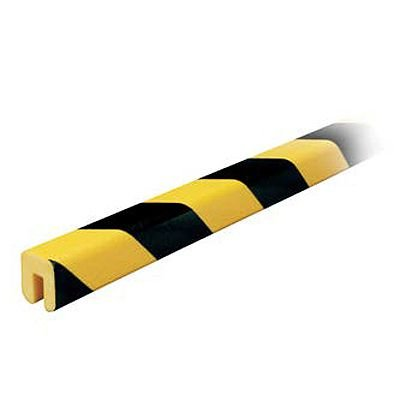 """Square Edge Protector - 1-1/4""""H x 1-1/16""""W x 39-3/8""""L"""
