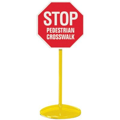 Stop Sign Stanchion System