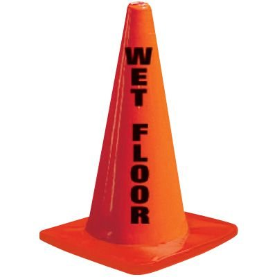 Wet Floor Traffic Cone