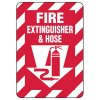 Fire Extinguisher & Hose Fire Sign