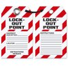 Lock-Out Point Tag