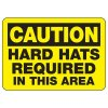 Protective Wear Signs - Caution Hard Hats Required In This Area