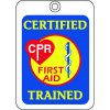 Certified CPR ID Tags