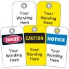 Custom Economy Plastic Tags