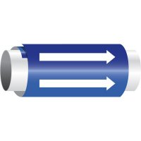 Directional Arrows Only - Setmark® Snap-Around Pipe Markers