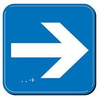 Directional Arrow ADA Signs