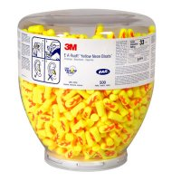3M® E-A-Rsoft® Yellow Neon Blasts® Earplugs -  391-1010