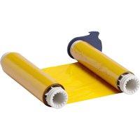 BBP®85 Series Printer Ribbon: R10000, Yellow, 8.8 in W x 200 ft L