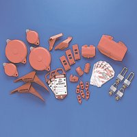 Brady Multi-Use Lockout Kit for Circuit Breaker and Valve Lockout Procedures