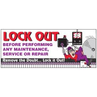 Lock-Out Banner