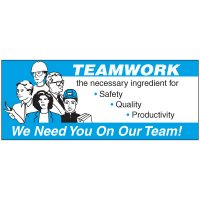 Teamwork Banner