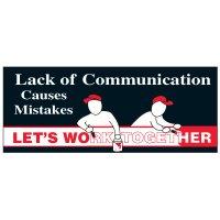 Let's Work Together Banner